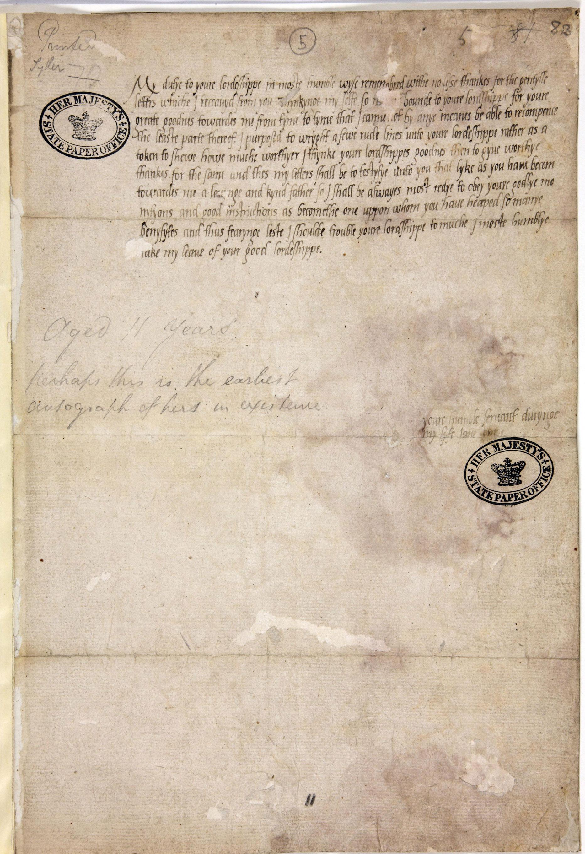 EXT9/42/2 1548 Lady Jane Grey