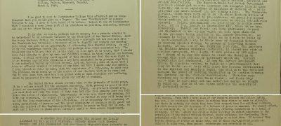 Image of 'Iron curtain' speech