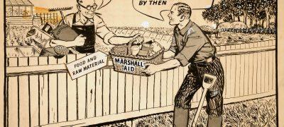 Image of Marshall Aid Cartoon