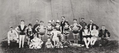 Image of Bognor Regis Circus 1886