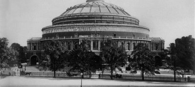 Image of Royal Albert Hall 1899