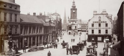 Image of Dumfries, Scotland 1901