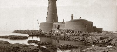 Image of Longstone Lighthouse 1905