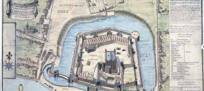 Image of Tower of London 1597