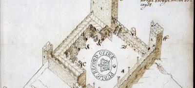 Image of Portchester Castle 1609