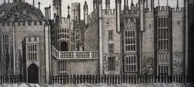 Image of Hampton Court 1656