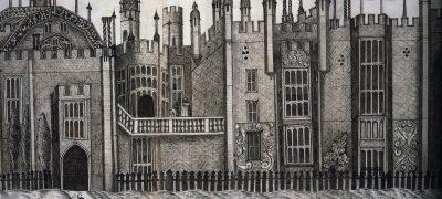 Image of Hampton Court 1656
