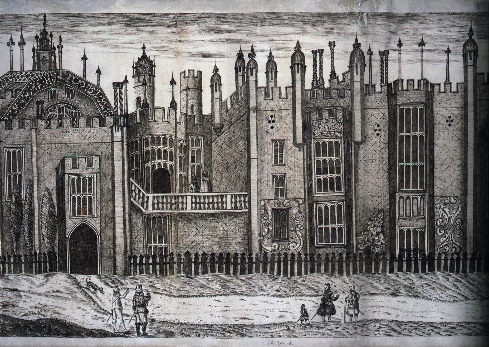 WORK 30/6466 Hampton Court