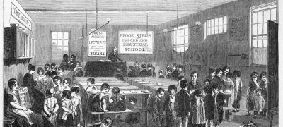 Image of School interior 1853