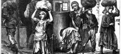 Image of Brickyard labour 1871