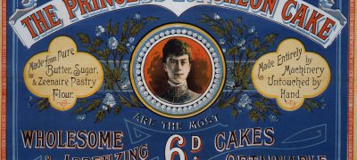 Image of The Princess Luncheon Cake 1893