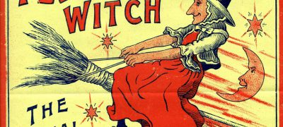 Image of Witches in popular culture (1)