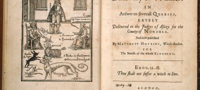 Image of Matthew Hopkins witch-finder