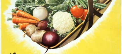 INF13/140 (22) Your own vegetables all the year round - Dig For Victory now