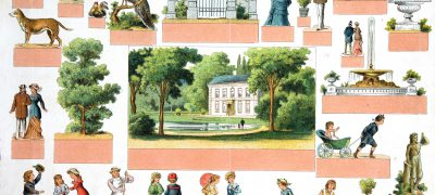 Image of Country house game