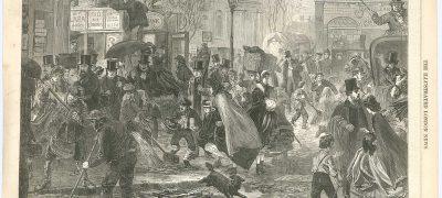 Image of London street scene