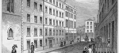 Image of 'Model' Lodging House