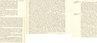 Image of Report into towns 1842