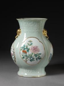 Image of Jingdezhen Porcelain vase © Victoria and Albert Museum, London