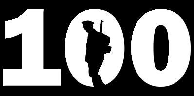 first world war 100 the national archives 100th anniversary logo clip art 100th anniversary logo ideas