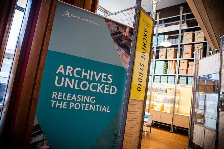 Archives sector