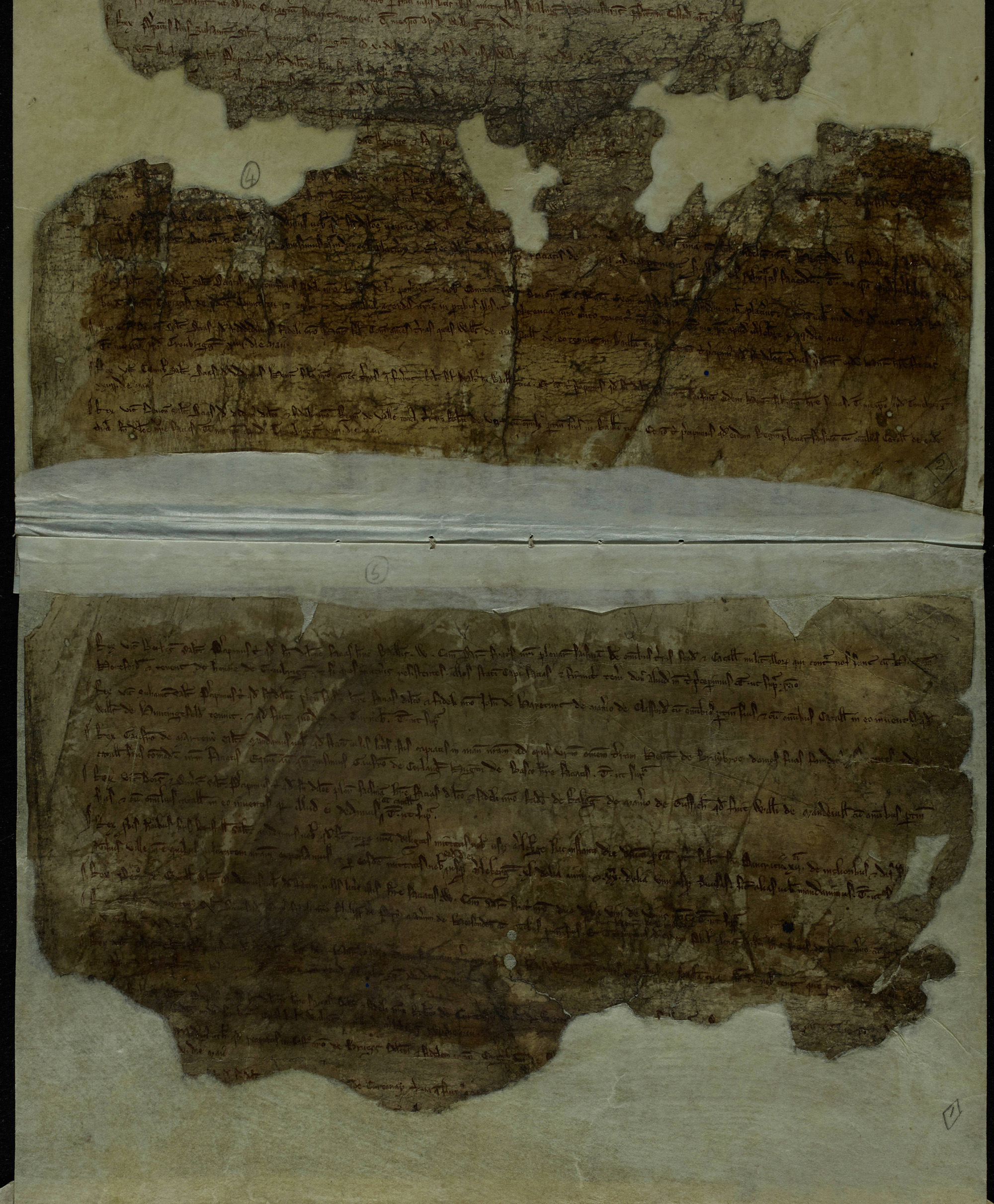 Study orders sent by King John 1214