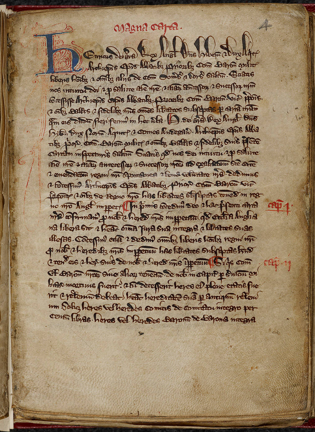 Study Henry III's Inspeximus (Inspection) of Magna Carta