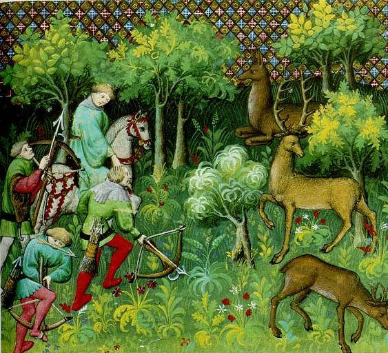 Medieval Forest