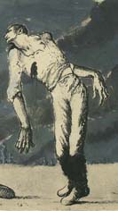 Talk: 'The life and work of Mervyn Peake', by Sebastian Peake (UK National Archives)