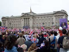 Golden Jubilee at Buckingham Palace