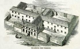 Andover Union Workhouse, 1846 (cat ref  ZPER 34/9 p304)