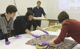 Working with the Diaghilev Costume Collection