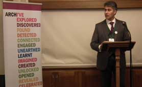 Explore Your Archive campaign launched at Houses of Parliament