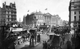 Piccadilly Circus, London 1891 (catalogue reference: COPY1-406 (51))