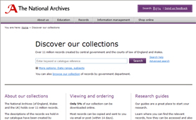 Discovery, our new online catalogue