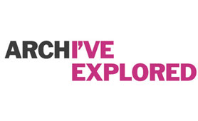 Explore Your Archive - 'Explored' logo