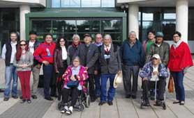 Delegation from the Federation of Saskatchewan Indian Nations (FSIN)
