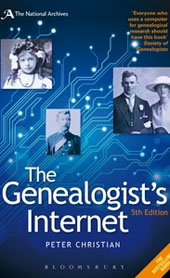 The Genealogist's Internet - 5th Edition