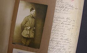 Children to tell Tommies tales in our First World War competition