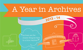 A Year in Archives 2013-14 published