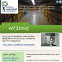 Archive Awareness Campaign 2012 website
