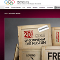 International Olympic Committee Olympic Museum website