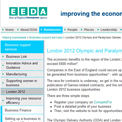 East of England Development Agency 2012 archived website