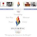 Olympic Spirit website