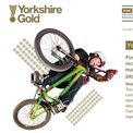 Yorkshire Gold website