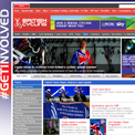 British Cycling Track website