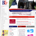 British Dressage website