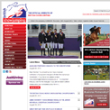 British Showjumping website