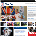 Football Association website