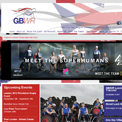 Great Britain Wheelchair Rugby website